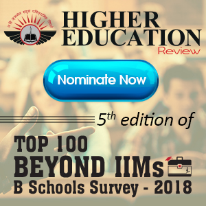Nominate for Beyond IIMs 'Top 100 B-Schools Survey, 2018'
