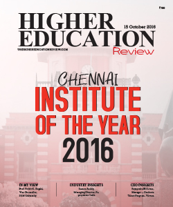 Chennai Institute of the Year- 2016