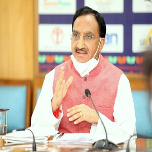 Education Minister Ramesh Pokhriyal Announces the Implementation Plan of SARTHAQ for School Education