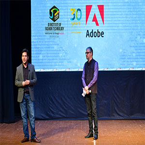 Adobe Systems and JD Institute, The Global Leaders in Creativity
