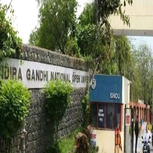 All New Online and Distance Mode Courses to Be Offered by IGNOU from Academic Year 2021-22