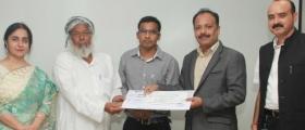Pharma giant LUPIN  awarded scholarship to LPU Pharmacy student
