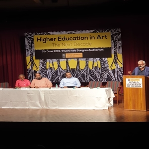 World University of Design organizes seminar to bring into focus Higher Education in Art