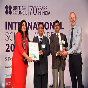 British Council International School Award (ISA) ceremony held at The Leela, New Delhi