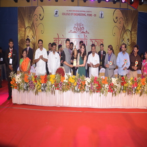 AISSMS College of Engineering Annual Felicitation Shivanjali