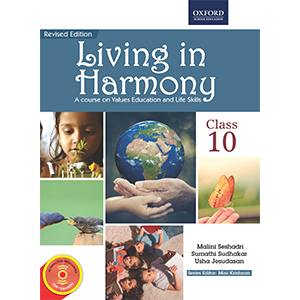 Oxford University Press publishes 'Living in Harmony'