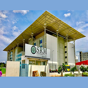 SRM University AP announces the opening of admissions to B Tech 2019