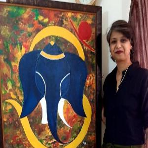 Kreative Minds Bengaluru hosted an Online Art Exhibition 2020
