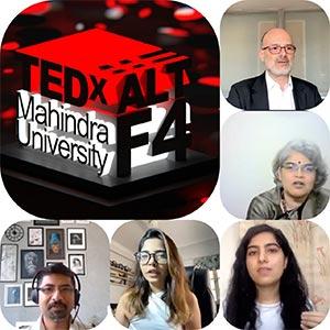 Mahindra University Hyderabad organizes TEDx conference on the theme Alt + F4