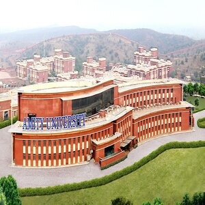 Amity University Jaipur Ranked amongst the Top Law School in India by Forbes