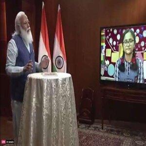 PM Narendra Modi Advises Students Not to Fear Exams in Pariksha Pe Charcha