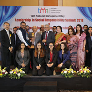 S.P. Mandali's WeSchool sweeps BMA Awards 2018