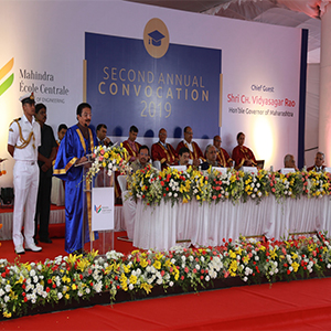 MEC College of Engineering organizes its Second Convocation Ceremony