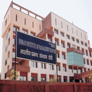 IIM-Ranchi opens IPM Admissions 2021,12th Pass are Eligible to Apply; Check Selection Process and More