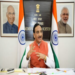 Hon'ble Education Minister Shri Ramesh Pokhriyal 'Nishank' Inaugurates International Faculty Visitors' Accommodation at IIT Kharagpur