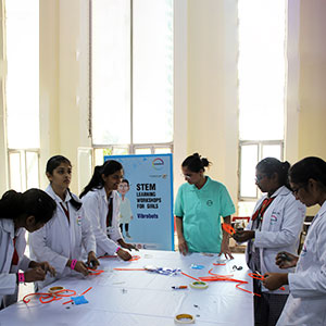 Covestro India, Nehru Science Centre and Greenlight 4 Girls partner for #STEM4Girls campaign