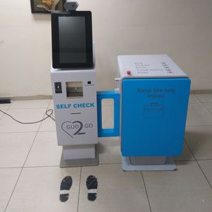 IIT Guwahati in Collaboration with Workspace Metal Solutions Pvt. Ltd. Develops a First-of-its-kind Self-Check Kiosk