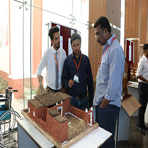 Mahindra Ecole Organized Traditional Housing Challenge for Civil Engineers