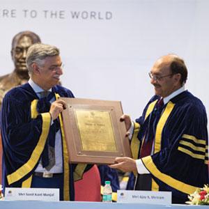 BML Munjal University Celebrates 2nd Convocation