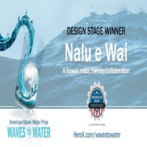 IIT Madras Researchers' International Team Wins US Energy Dept's 'Waves to Water Prize'