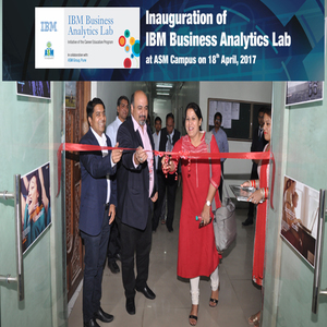 ASM Group of Institutes announces a collaboration with IBM