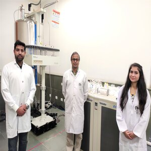 IIT Mandi Researchers Develop Environmentally Safe and Cost-Efficient Heterogeneous Catalysts for Industrial Applications