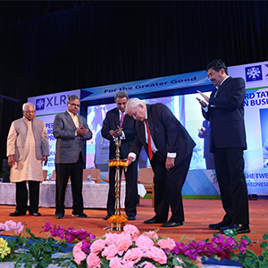 XLRI Organises '26th Annual JRD Tata Ethics Oration on Business Ethics'