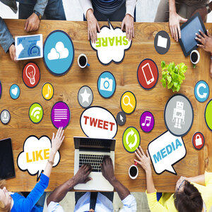 Role of Social Media in Improving the Academic Performance of Students