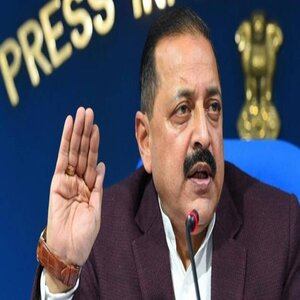 DST should establish India's first National Science and Technology Research University: Union Minister Jitendra Singh