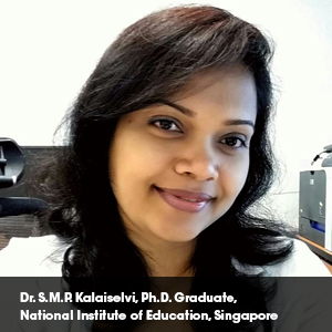 Nurturing the Love for Research at NIE, Singapore