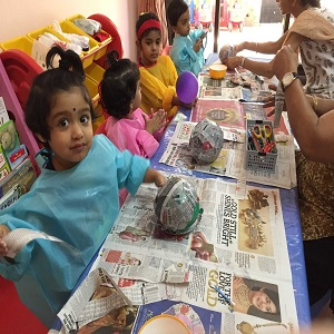 How does a Preschool Help in Child Development in a City like Aurangabad