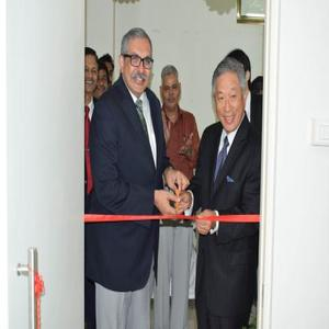 Opening of Taiwan Education Centre (TEC) at IIT Bombay