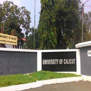 Calicut University Starts Online Application Process For UG, PG Entrance Exams