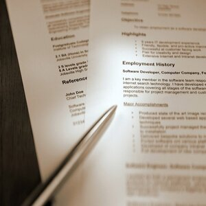 7 Things that should NOT be on your CV