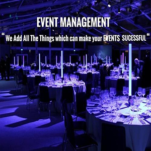 Event Management as a Profession