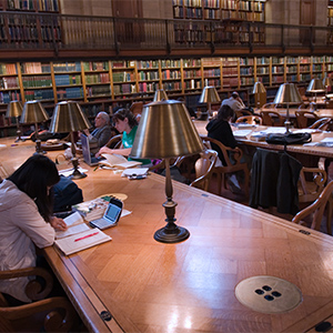 Library Technology to get the patrons back to Library
