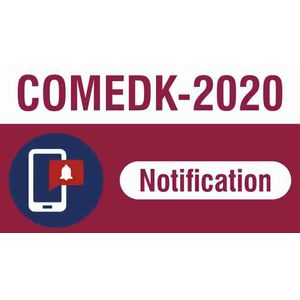 COMED K and UniGAUGE Exam 2020 will be held on July 25, 2020, in 400 centers across India