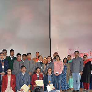 Medanta -The Medicity organises 8th Delhi-NCR Regional Brain Bee contest