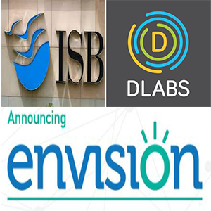 ISB, DLabs Launches Envision, its Fintech Accelerator
