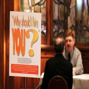 Failure at Job Interviews should not trigger Negative Thoughts