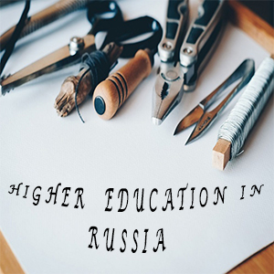 How is the Higher Education Structure in Russia?