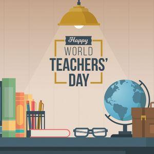 Gratitude for Teachers must Always run amongst Us!