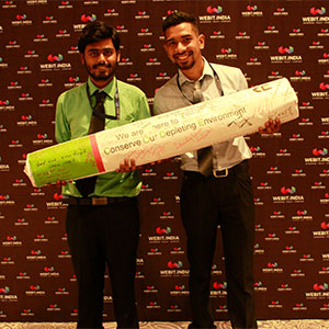Two Graduates who Built Waste Management Firm from the Ashes