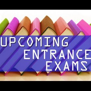 JEE, NEET, CLAT, KCET and other Entrance Examinations with all the Updated Info