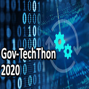 Over 1300 Bright Minds Across India Come Together at Gov-TechThon 2020 to Solve Grassroot Problems