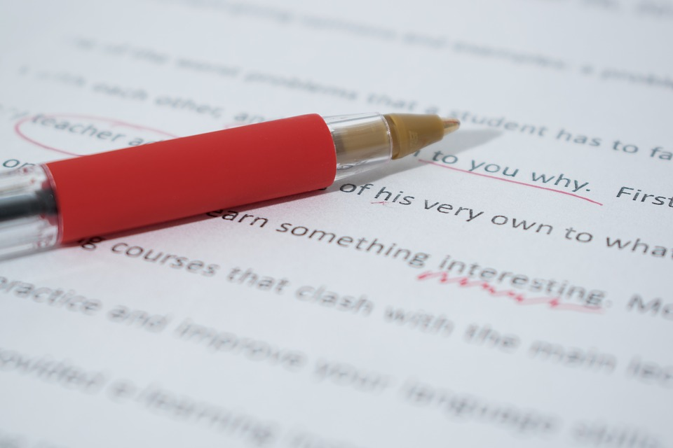 Top 5 Mistakes of Assignment Writing