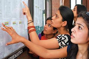 Karnataka SSLC Examination  Result 2014