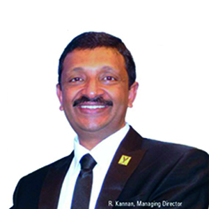 R. Kannan,Managing Director
