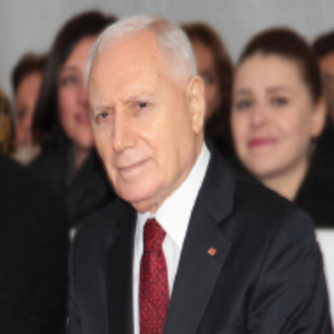 Prof. Dr. Mehmet Haberal,Founder and President, Executive Supreme Board
