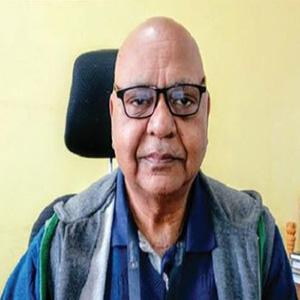 Prof. Ravi Chaturvedi,Director